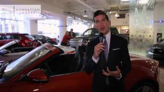 My Jaguar Story: Luis D. Ortiz from TV's Million Dollar Lis