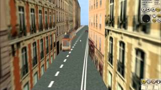 getlinkyoutube.com-WARNING TO TRAMWAY!! (Trainz ridiculous layout)