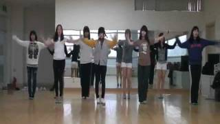 getlinkyoutube.com-SNSD - HOOT COVER DANCE PRACTICE