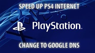 getlinkyoutube.com-How to Change DNS - Speed Up PS4 Internet - Playstation Tutorial - ZanyGeek