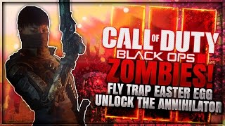 getlinkyoutube.com-Black Ops 3 Zombies - How To Get The Annihilator Gun & Complete The Fly Trap Easter Egg!