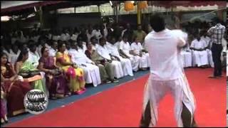 getlinkyoutube.com-DMDK Vijayakanth Style of Pongal Celebrations - Dinamalar Jan 18th 2014 Tamil Video