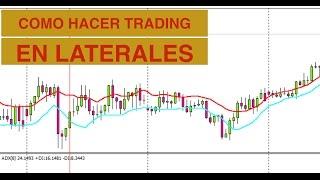 Trading en laterales - Hasta 92% de aciertos