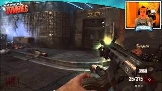 getlinkyoutube.com-Black Ops 2 Zombies: Nuketown Round 39! & Bus Depot Round 20 Tutorial/Gameplay! w/Syndicate!