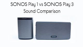getlinkyoutube.com-Sonos Play 1 vs Sonos Play 3 Sound Comparison