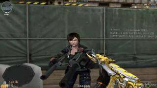 [ Đột Kích 2.0] AK47 Knife Iron Beast Noble Gold | Review