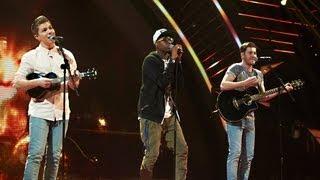 getlinkyoutube.com-Loveable Rogues Lovesick - Britain's Got Talent 2012 Live Semi Final - UK version
