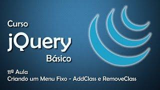 getlinkyoutube.com-Curso jQuery Básico - Criando um Menu Fixo - AddClass e RemoveClass #11