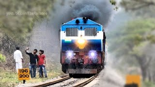 Morons acting Smart | Erupting Angry Train | Indian Railways