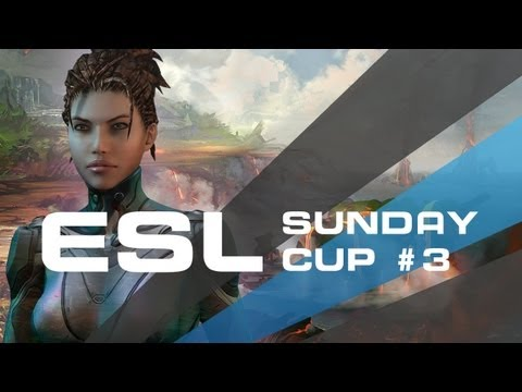 ESL Sunday Cup #3 - Kotercillo vs SKyLine Game #1