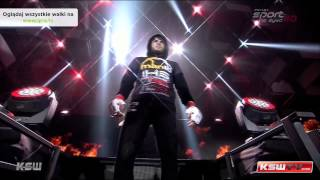 getlinkyoutube.com-KSW28: Anzor Azhiev vs. Helson Henriques - początek walki