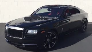 "getlinkyoutube.com-Rolls-Royce Wraith ""Umbra Package"""