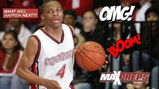 getlinkyoutube.com-Russell Westbrook High School Basketball Highlights