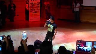 getlinkyoutube.com-Yeng Constantino and Daniel Padilla Concert Live in Milan | full part 2 DJ