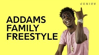 Desiigner - Addams Family Freestyle