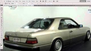 getlinkyoutube.com-Photoshop CS5 - Car Customization