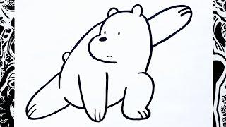 getlinkyoutube.com-Como dibujar a polar de escandalosos | how to draw polar bear