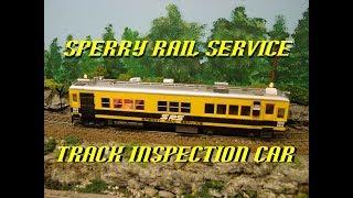 getlinkyoutube.com-HO Sperry Rail Car
