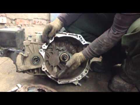 Hyundai Elantra ремонт МКПП