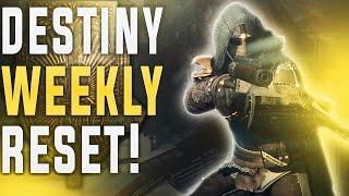 getlinkyoutube.com-Destiny Weekly Reset. ARC BURN WEEK! (Nightfall, SIVA Crisis Heroic Strikes, Crucible & More!