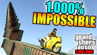 getlinkyoutube.com-ESCALIER !! 1.000% IMPOSSIBLE !! GTA 5 ONLINE