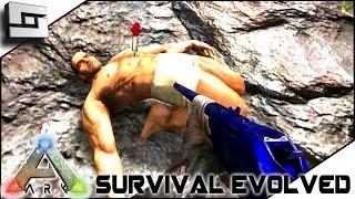 getlinkyoutube.com-ARK: Survival Evolved - TRANQ DARTS and MACHINED SNIPER RIFLE!! S2E34 ( Gameplay )