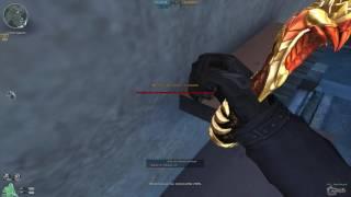 Crossfire NA : Barrett-Iron Shark 2.0 by [MS]Aquarius Hero Mode X ( HMX )