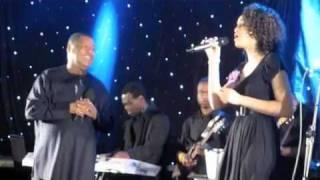 getlinkyoutube.com-Ron Kenoly with Rebecca- Hallowed Be your Name