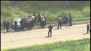 getlinkyoutube.com-Interstate 494 police chase and arrest