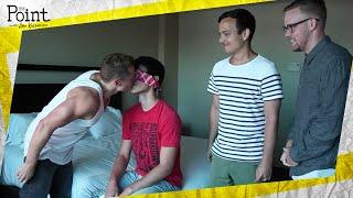 getlinkyoutube.com-Experiment Proves Straight Guys Like Kissing Gay Guys!
