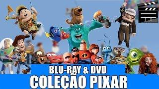 getlinkyoutube.com-BLU-RAY/DVD | COLEÇÃO PIXAR