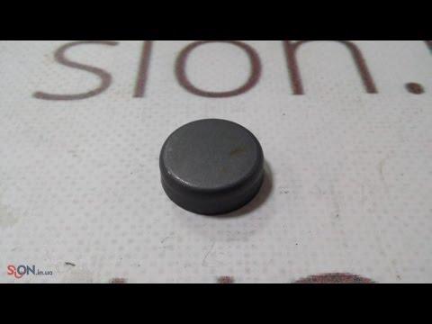 LANOS Заглушка блока цилиндров (18 мм) ланос, авео 1,4 GM Корея 94580062