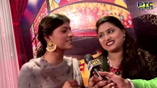 "getlinkyoutube.com-Nooran Sisters Singing ""Patakha Guddi"" I Red Carpet I PTC Punjabi Music Awards 2015..."