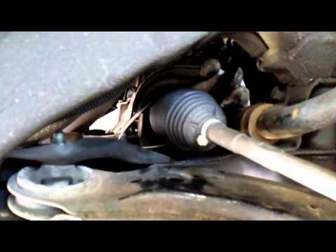 Замена рулевых тяг и наконечников SEAT LEON Spurstangen