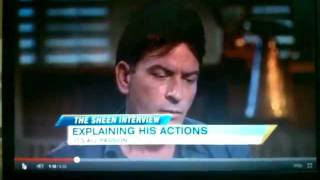 getlinkyoutube.com-★ Charlie Sheen Interview Bi Winning - My Body Language Analysis - CJB ★