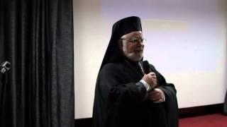 Встреча в РКИЦ, посвященная 700-летию со дня рождения прп. Сергия Радонежского- Вступительная речь