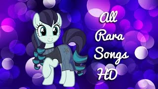 getlinkyoutube.com-MLP FIM: All Rara's Songs (HD)