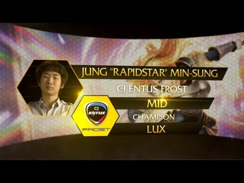 Pro Player Pick: Rapidstar Picks Lux