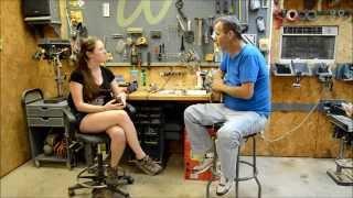 getlinkyoutube.com-Wood Traveler meets April Wilkerson (interview)