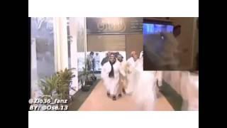 فرحة اخو زياد الشهري يوم دخل زياد لألقرية ههههه