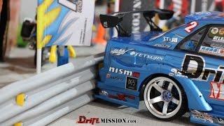 getlinkyoutube.com-DS Racing Guardrails for RC Drift Track - DriftMission.com