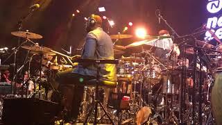 Groovy drumintro Larnell Lewis bij Snarky Puppy met Metropole Orkest - North Sea Jazz 2018