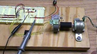Stepper Motors As Generators