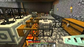 Let's Play Minecraft #19 - Fabryka Diamentów !!! YEAH