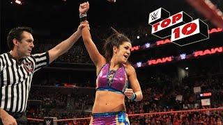getlinkyoutube.com-Top 10 Raw moments: WWE Top 10, Aug. 22, 2016