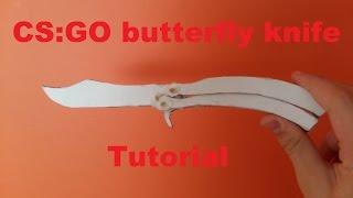 getlinkyoutube.com-CS:GO  Butterfly knife (tutorial)