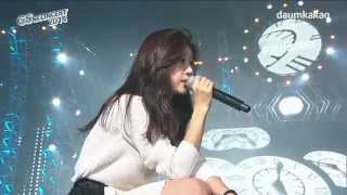 getlinkyoutube.com-141122 걸스데이 3 보고싶어 I Miss You 라이브 @GS&Concert 2014 Girl's Day Live