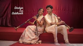 getlinkyoutube.com-SINDUJA weds SIDDHARTH