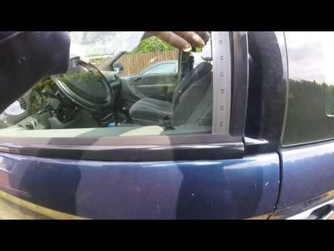 Как открыть двери без ключа chrysler Dodge jeep