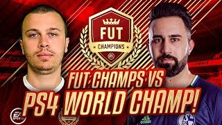 FIFA 18 KRASI vs PS4 EUROPEAN CHAMPION - FUT CHAMPIONS BATTLE OF 30 MILLION vs 30 MILLION TEAMS! width=